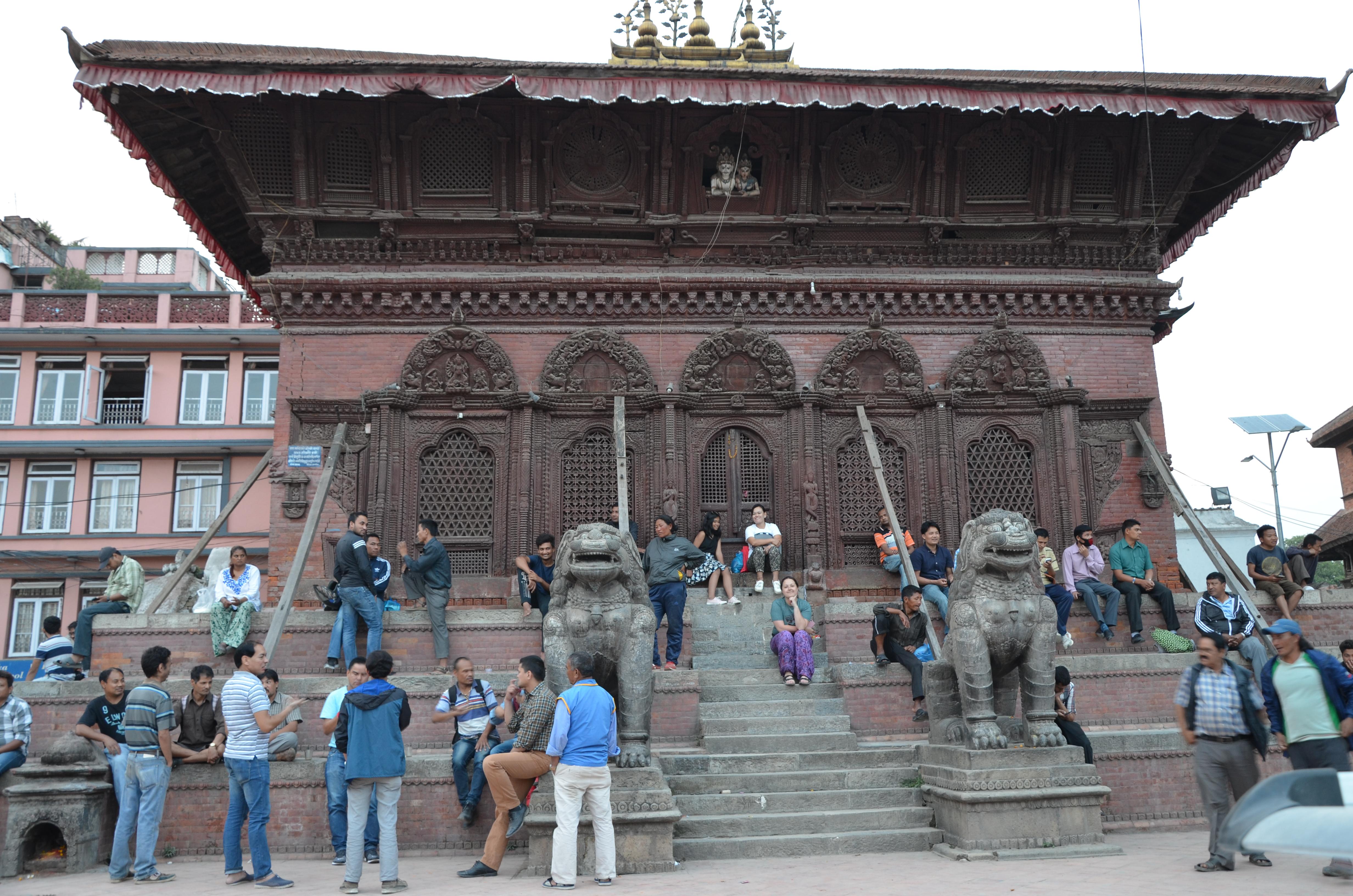 фото билета в непал просто