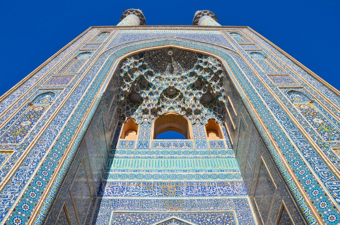виза иран фото